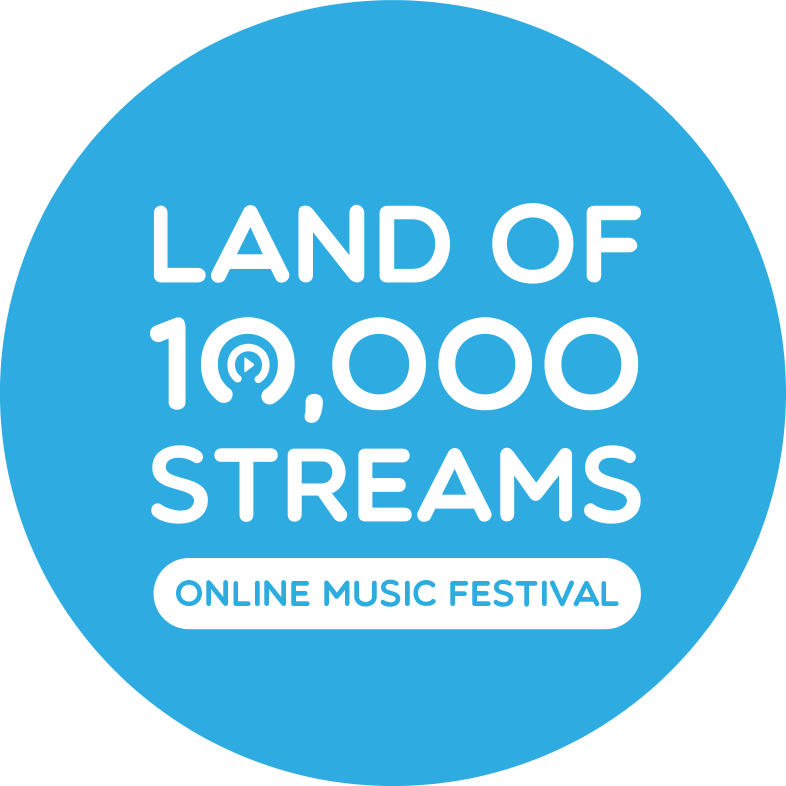 Land of 10,000 Streams Online Music Festival