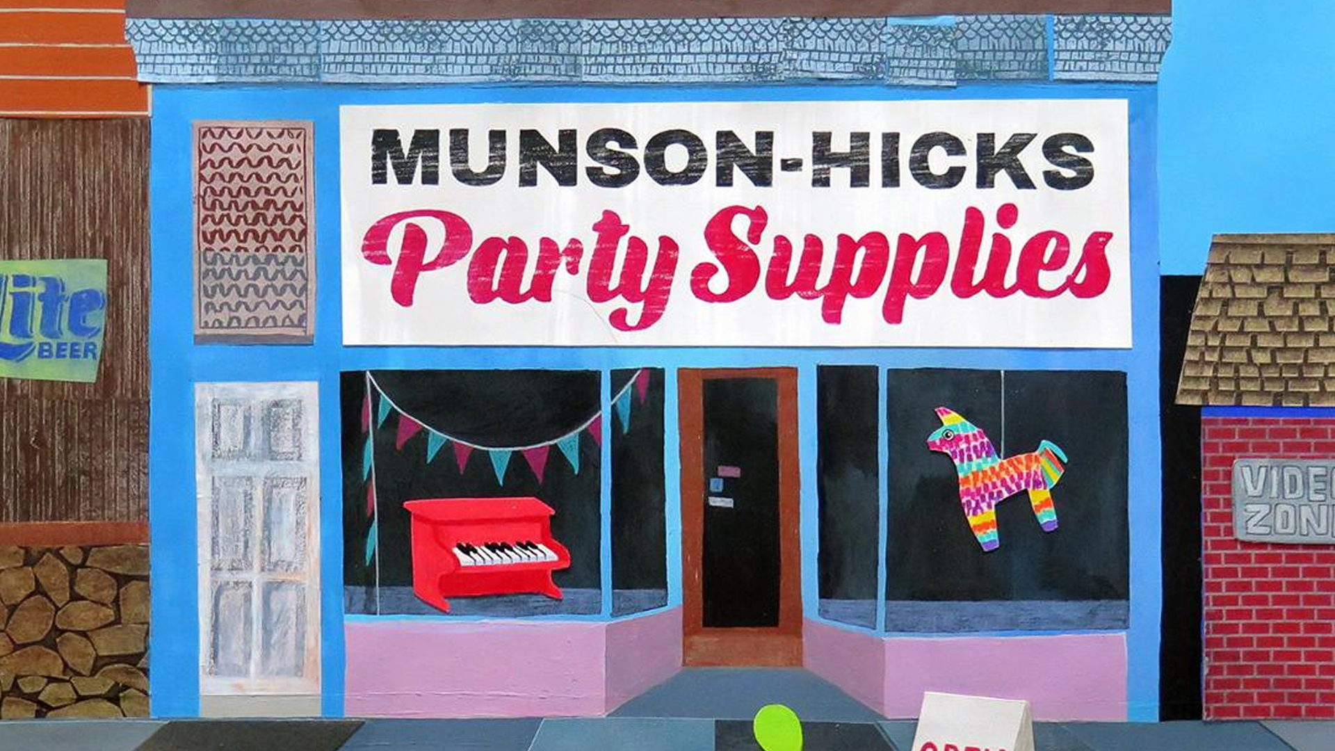 MUNSON-HICKS PARTY SUPPLIES